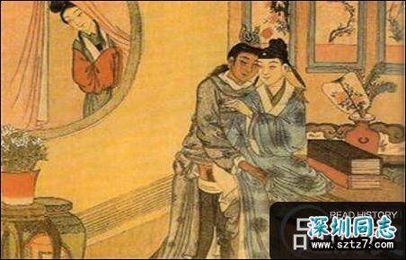 同性恋自古就有:谈谈古代男同性恋那点事儿