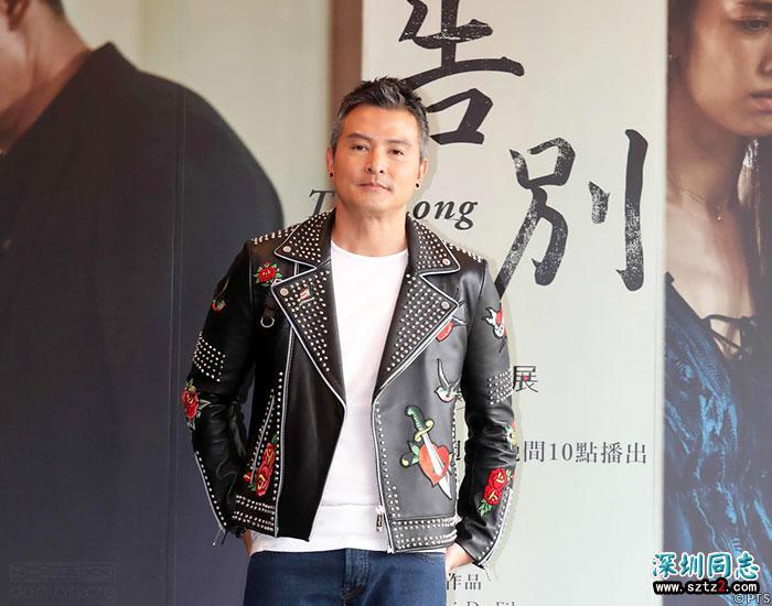 李铭顺凭同志角色再次入围金钟奖