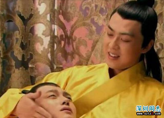 汉哀帝是历史上搞同性恋最强之人,断袖之癖加速西汉灭亡