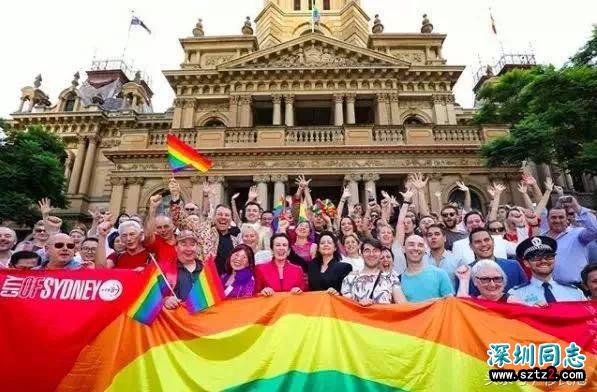 2018年悉尼大型同性恋游行即将开始
