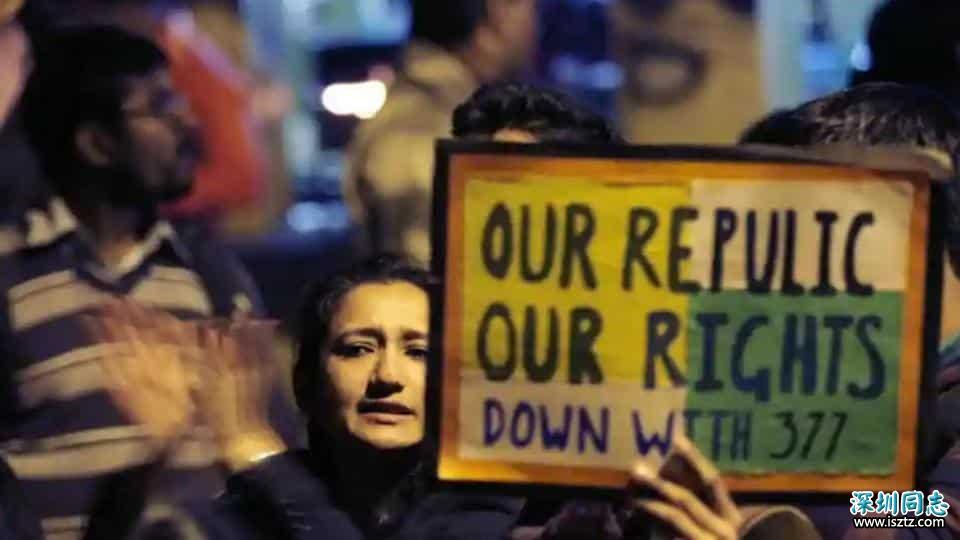 印度最高法院裁定同性性行为无罪,推翻150余年禁令
