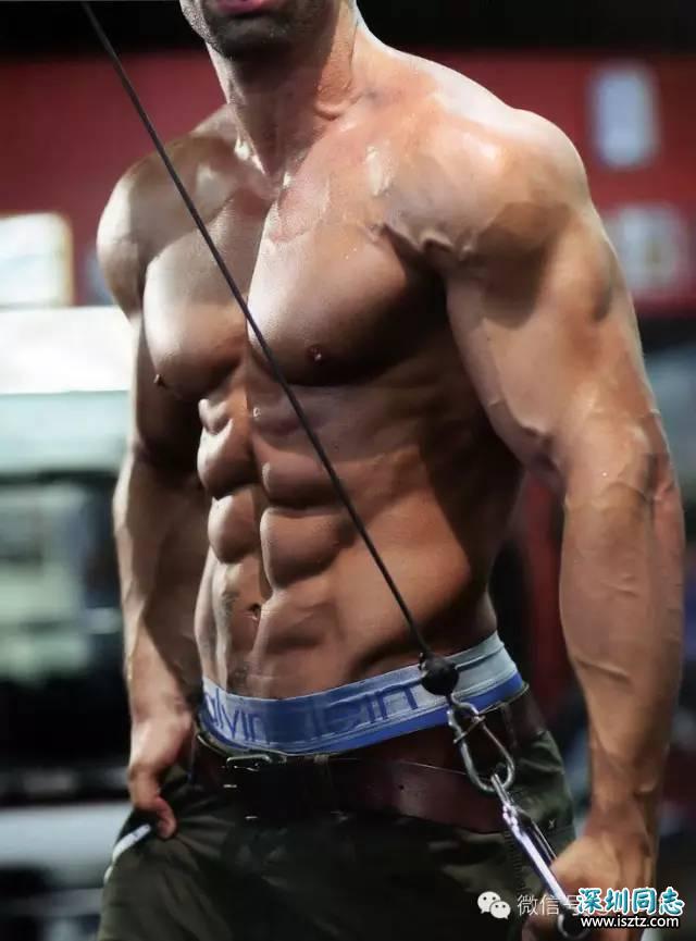 想要打造方形胸肌,你应该这么练!