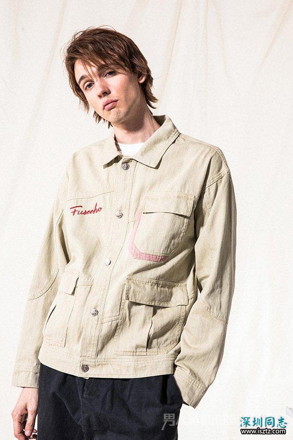 轻松玩转工装基础装扮 潮男们都穿工装夹克了你还在犹豫?