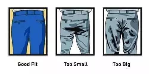 """你的西裤磨""""亮""""了吗?该再补一条了!"""