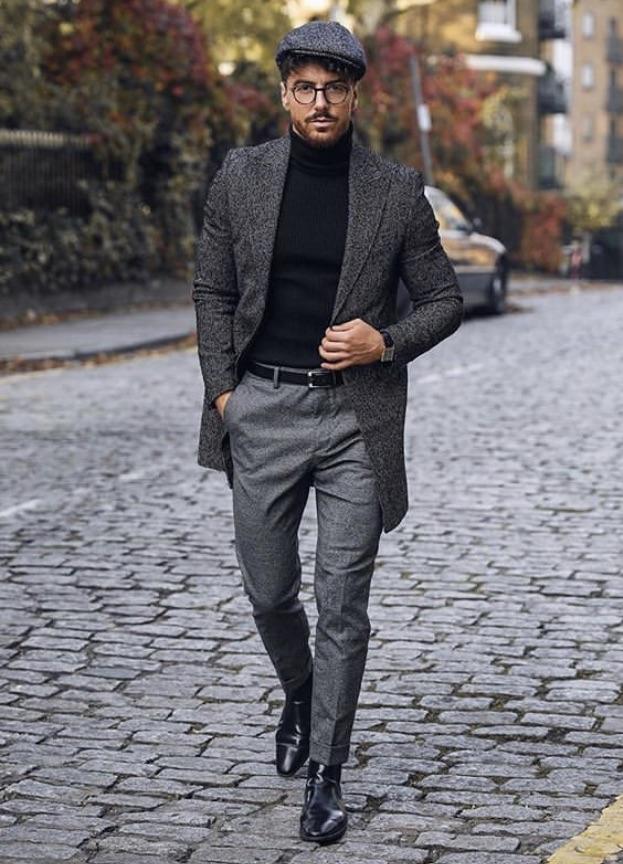 男人高品位指南:能将普通款穿得不普通