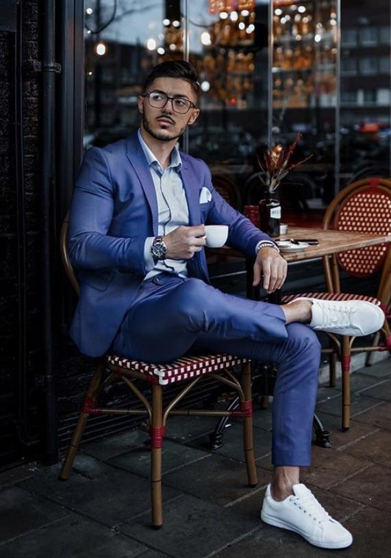 西装只适合西方人穿?真正高品位的中国男人都视它为刚需