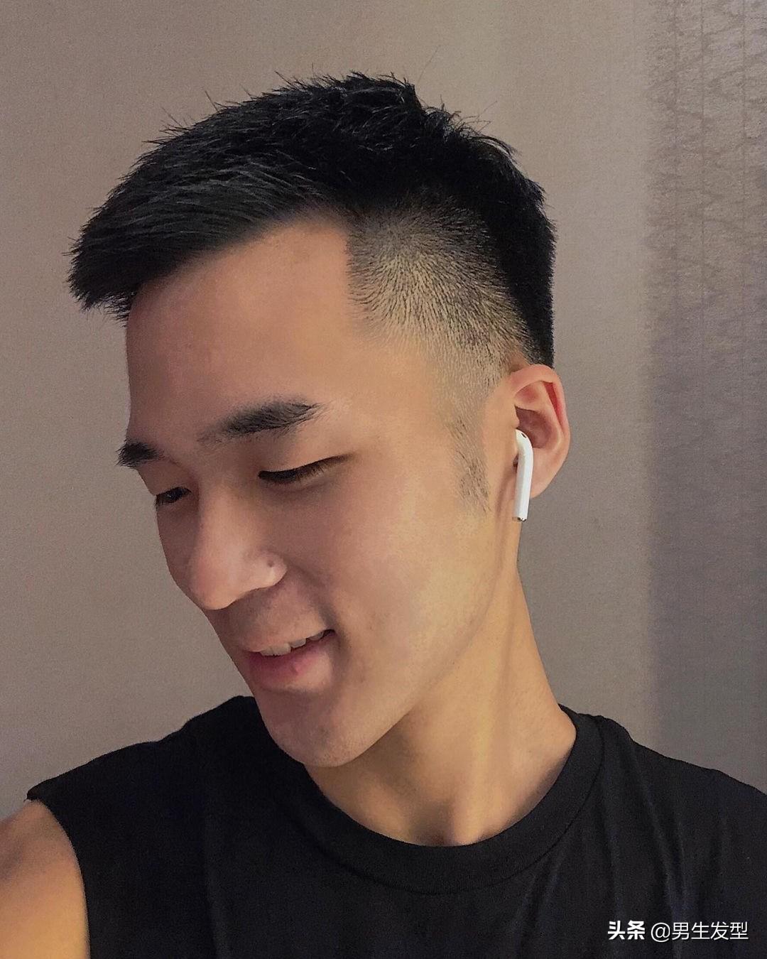 30岁以下的男生,剪这6款发型超好看,阳光又帅气